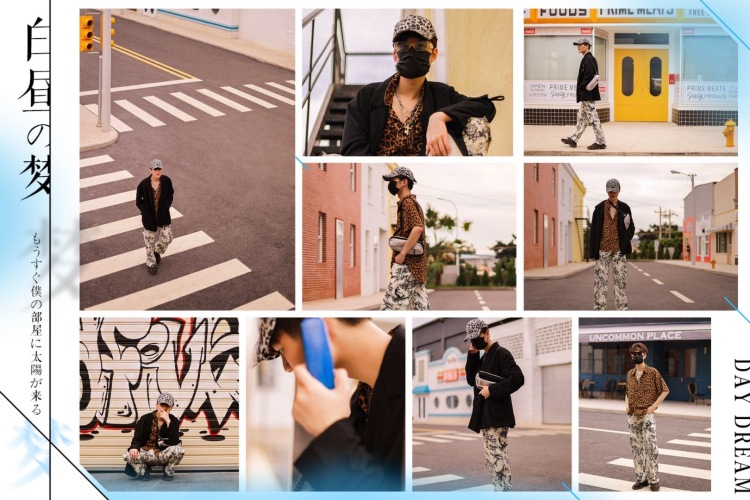 Rango-福建省·厦门市·湖里区--擅长日系,时尚街拍,复古写真,多种风格均可尝试,客片收费,优质模特可以互勉创作,长期可合作。
