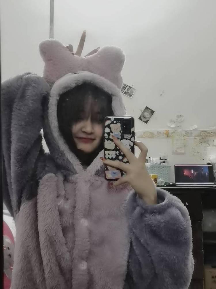 兔子-广东省·梅州市·五华县--尽量穿着合适,安全 本人身高163 体重49 颜值请往下看,您要觉得合适,欢迎来约噢,谢谢您的支持